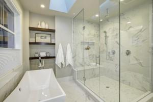 glass shower doors Longmont